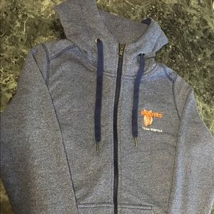 Hooters Jackets & Coats - Official Hooters Zip Up Hoodie